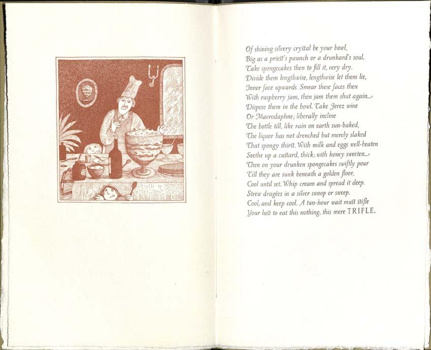A Christmas Recipe, 1977