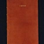Credo, 1908 Cover