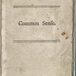 Common Sense, 1776 Cover