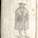 Fuchs, 1542, Portrait
