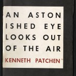 An Astonished Eye Looks Out of the Air, 1945, Cover
