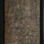 Micrographia Restaurata, 1745, Cover