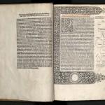 Euclid, Elementa Geometriae, First, 1482