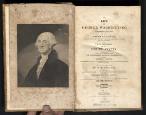 Marshall, The Life of George Washington, 1804