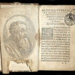 Giambullari, De la Lingua..., 1551, Portrait