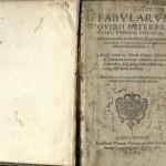 Ovid, Fabvlarvm..., 1584