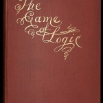Carroll, The Game of Logic, 1886, Cover