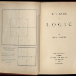 Carroll, The Game of Logic, 1886, Title Page