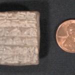 PJ3824 B33 - Sumerian Tablet 6