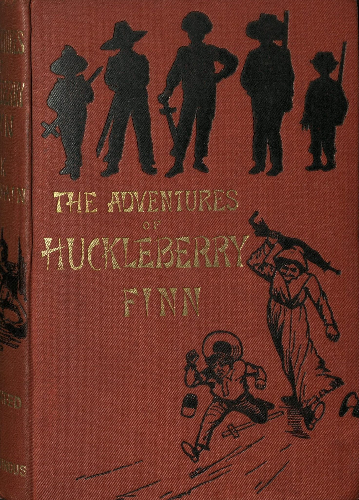 book of the week the adventures of huckleberry finn newsletter adventures of huckleberry finn