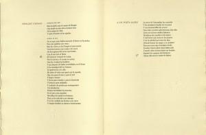 Siete Poemas Sajones, 1974