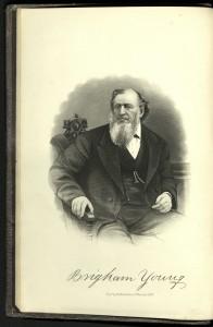 Brigham Young portrait