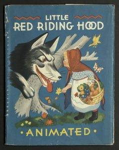 Little Red Riding Hood, animated by Julian Wehr, Dunewald Printing Corporation, 1944 PZ8 L783 We