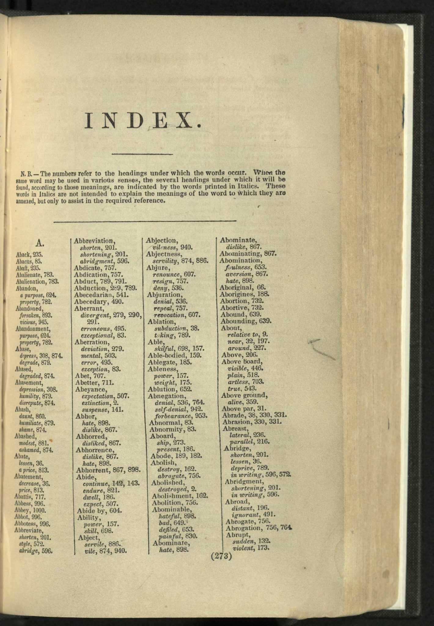 Index Of Image Fall: News From The Rare Books Department Of Special
