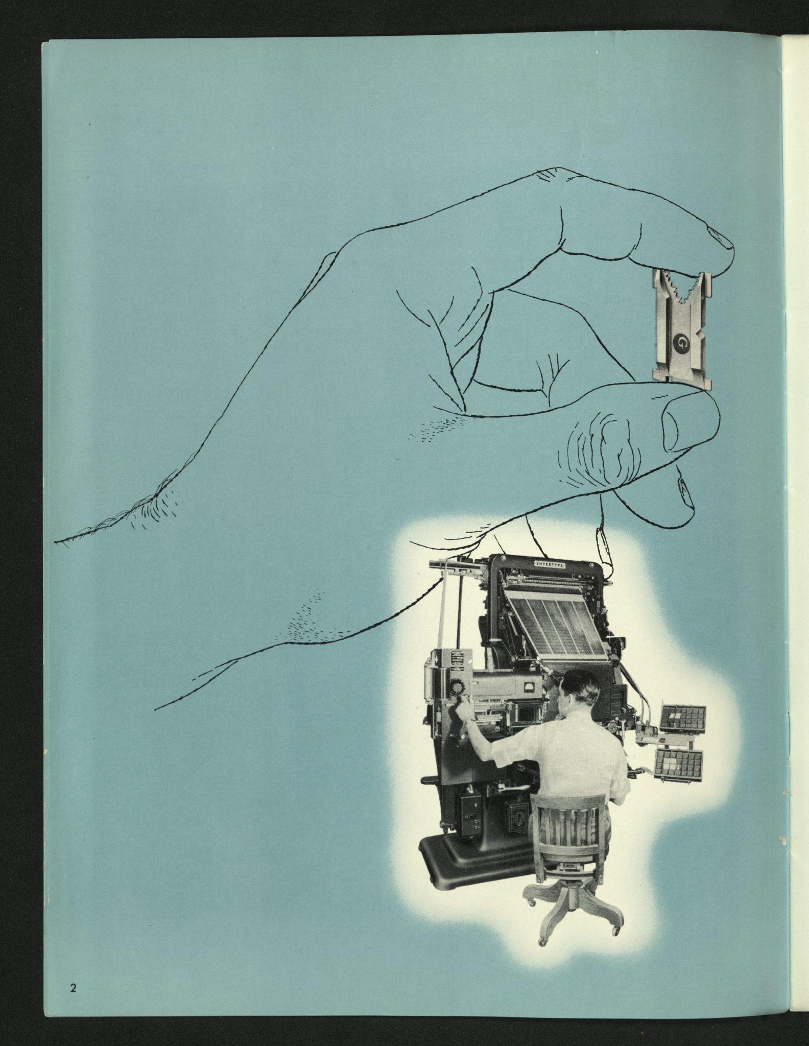 letterpress | OPEN BOOK