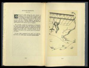 Evolution of Flight - Octave Chanute