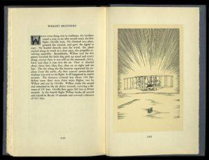 Evolution of Flight - Wright Brothers